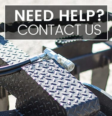 FAQs Shipping of Skid Steer Attachments Need Help? Contact us