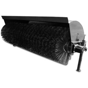 Unlimited Fabrication Skid Steer Attachments Tractor Attachments Angle Broom