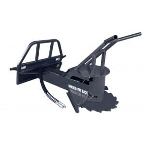 Tree Saw Skid Steer Attachments