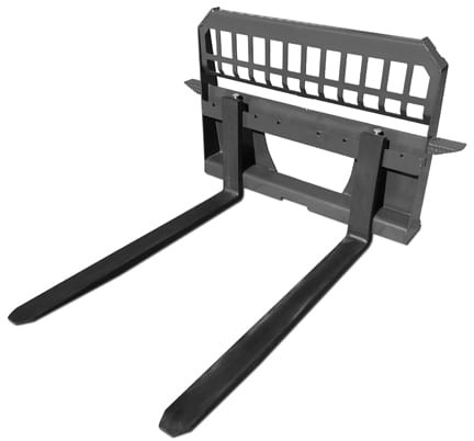 Heavy Duty Pallet Forks and Frame