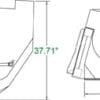 Extreme High Dump Bucket Skid Steer Attachments