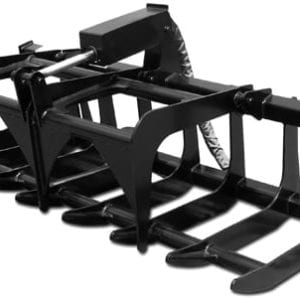 Compact Tractor Root Grapple Skid Steer Attachments