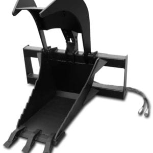 Extreme Stump Grapple Skid Steer Attachments