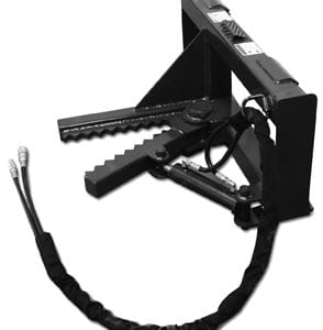 Extreme Post Puller - Tree Puller Skid Steer Attachments