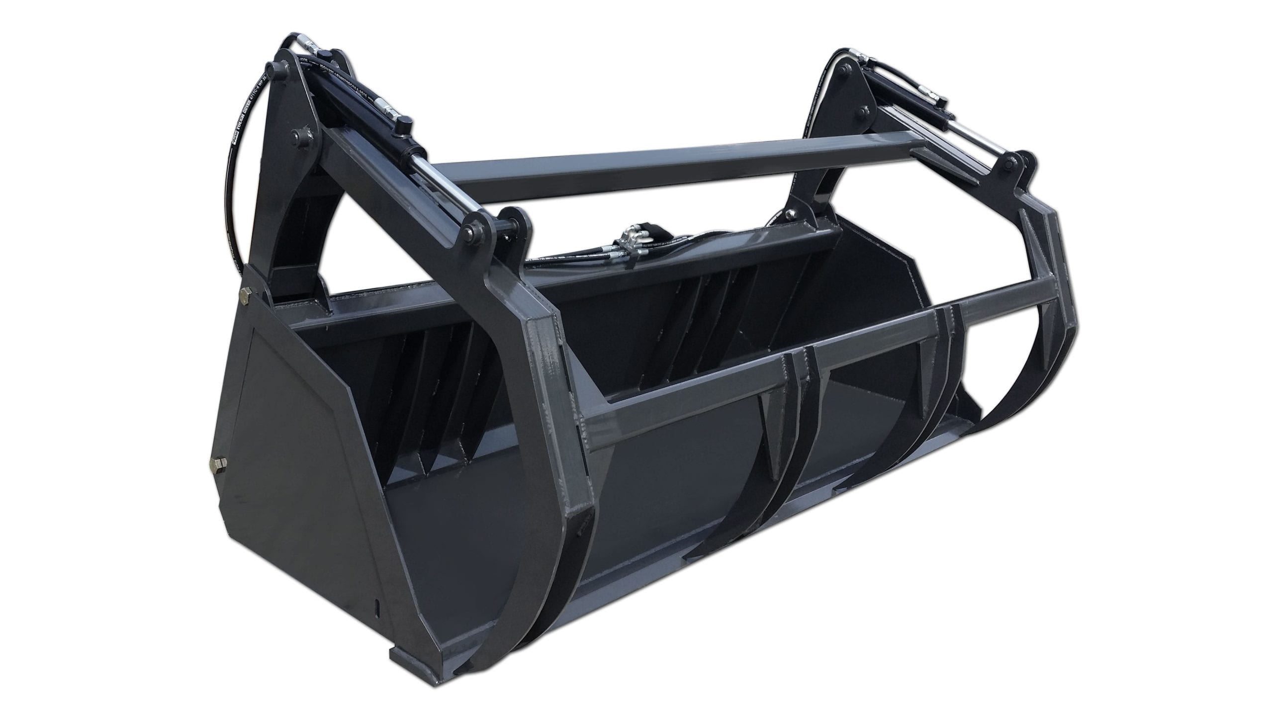 Hay Grapple Bucket Skid Steer Attachments