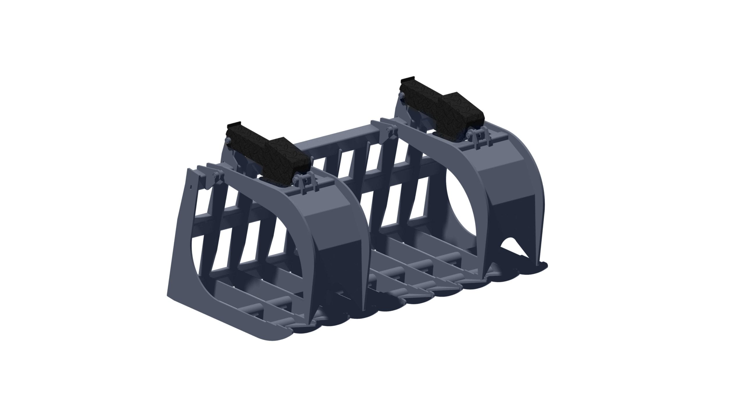Monster Root Grapple Skid Steer Attachments
