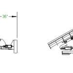 Multi Purpose Angle Blade Skid Steer Attachments