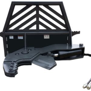 Extreme Tree Shear Skid Steer Attachments