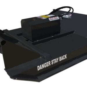 Standard Duty Brush Cutter Skid Steer Attachments