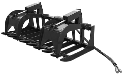 Standard Duty Root Grapple Skid Steer Attachments